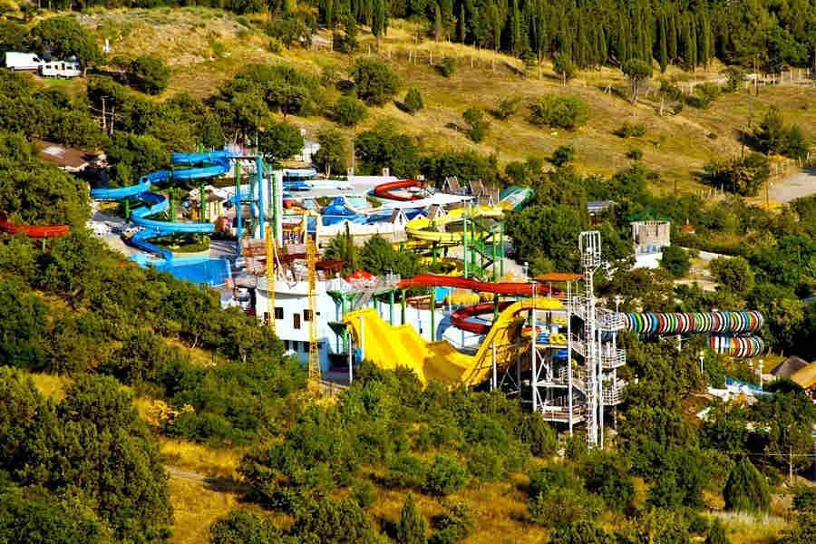 Потрясающий отдых в Кацивели: 5 лучших достопримечательностей