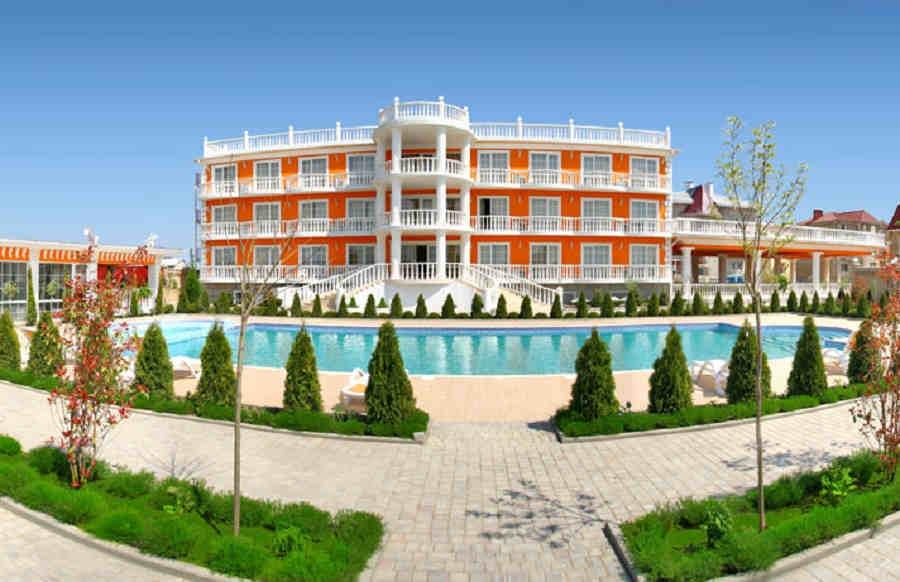 Лучшие отели Николаевки: Релакс во всем!