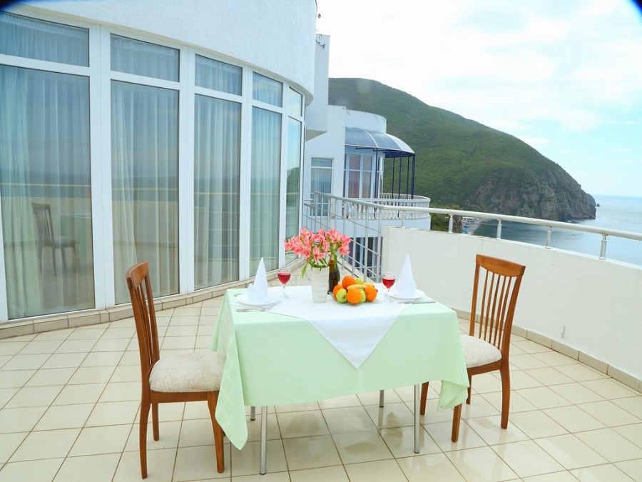 Лучшие отели Гурзуфа на берегу моря