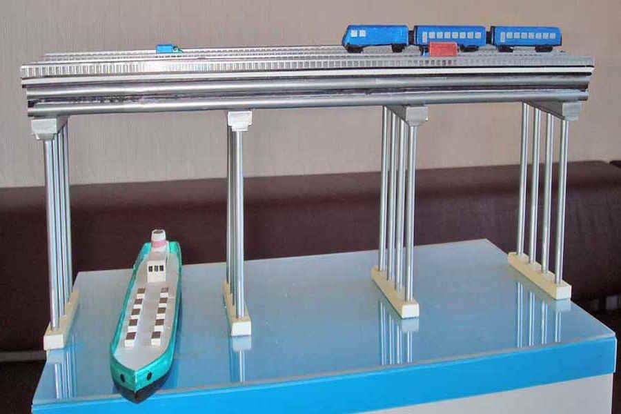 Длина, стоимость, проект и месторасположение моста через Керченский пролив