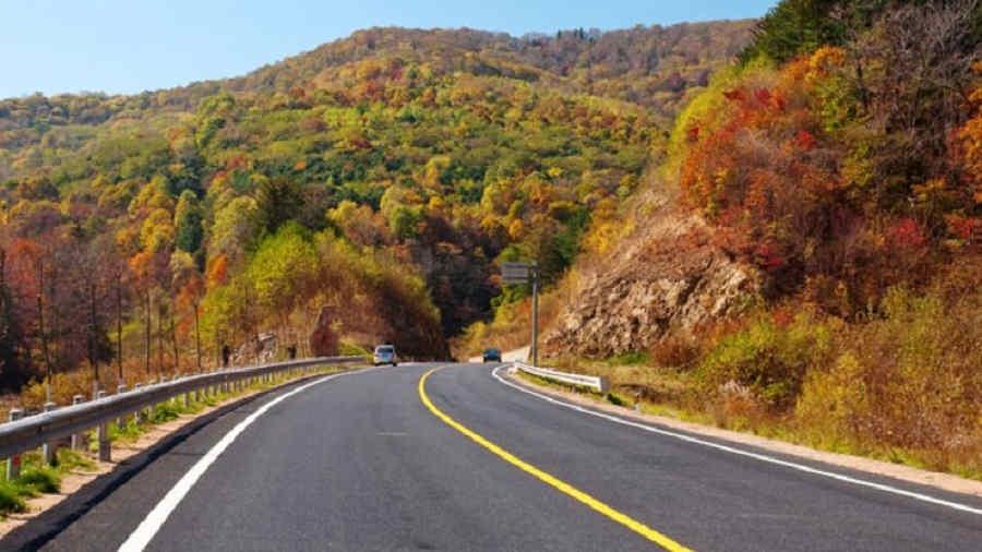 Трассы, ведущие в Крым