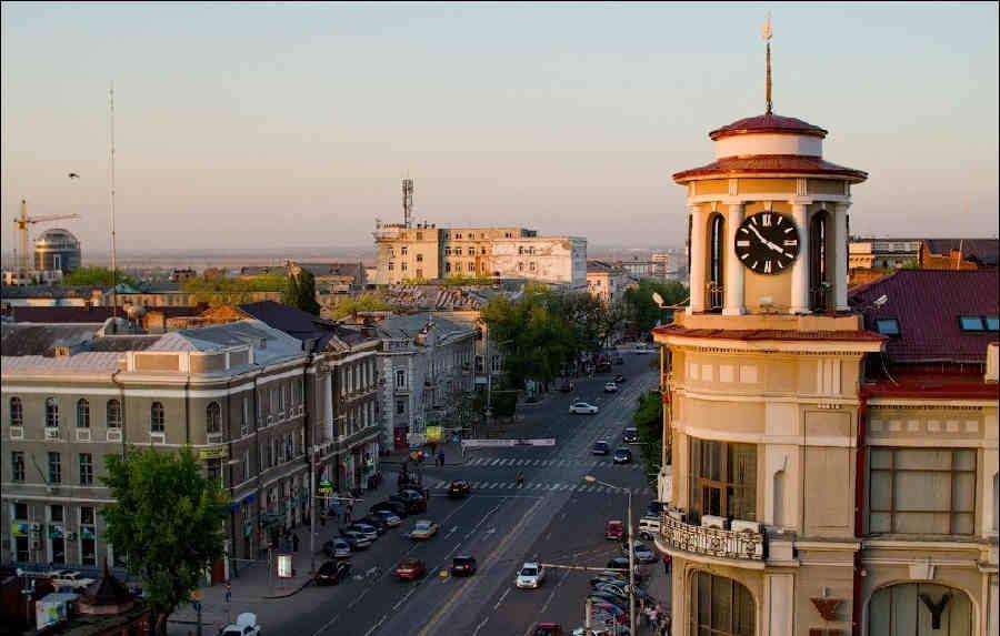 Порт Кавказ – Ростов на Дону: расстояние, расписание автобусов
