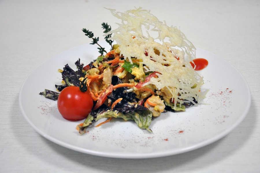 Ресторан «Вена», Симферополь: Аристократ с проспекта Победы