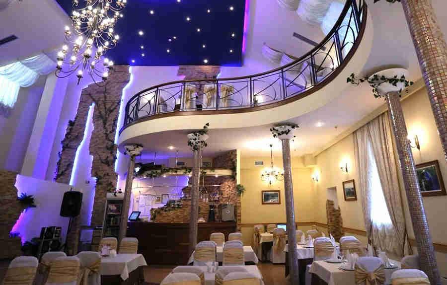 «Учан Су», Симферополь, ресторан: главные особенности заведения