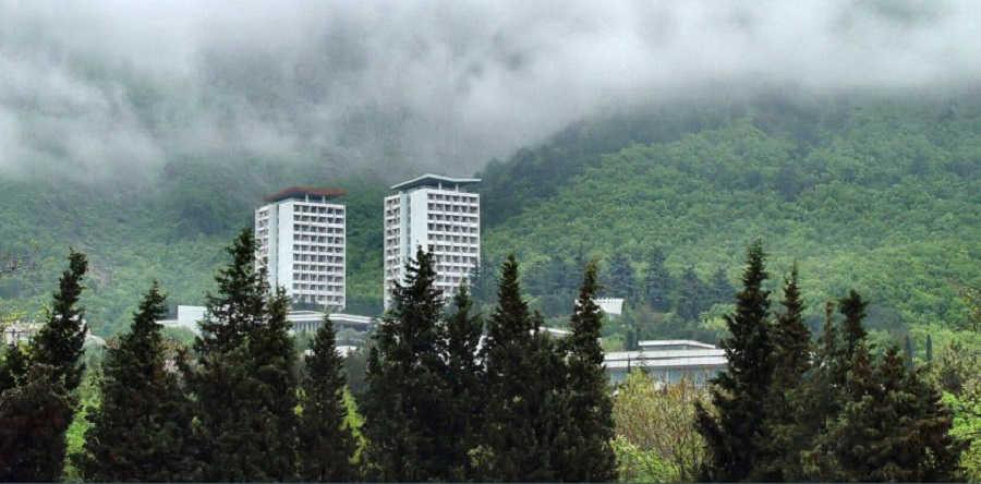 Легочные санатории Крыма