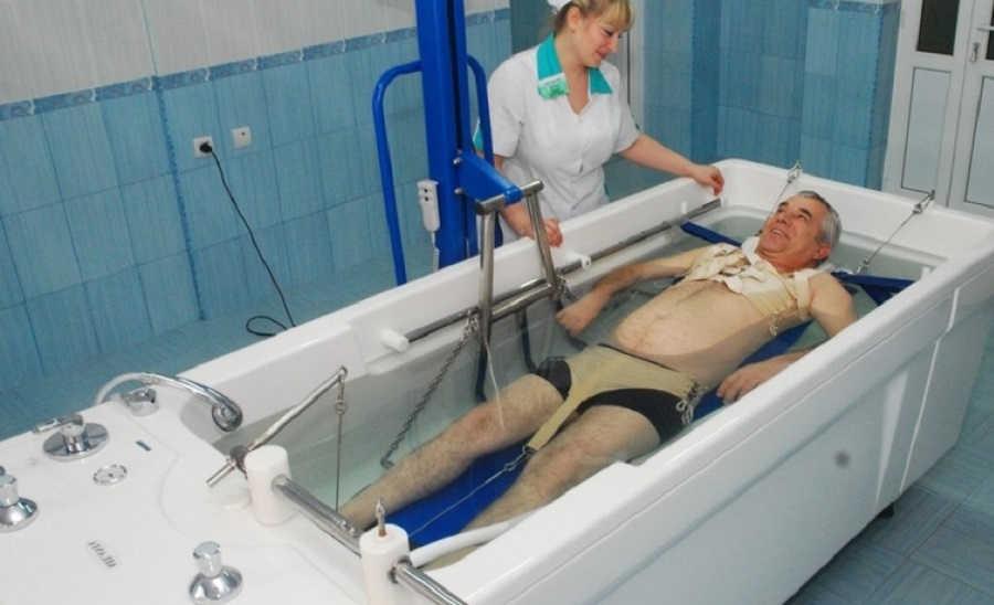 Санатории опорно-двигательного аппарата в Крыму: куда обратиться за помощью?