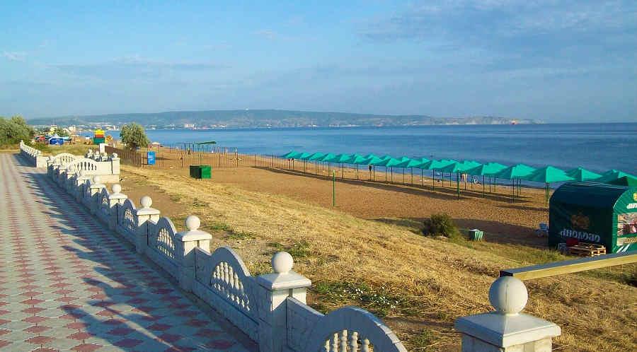 Береговое, Феодосия, отдых 2019: уединенные пляжи и много солнца