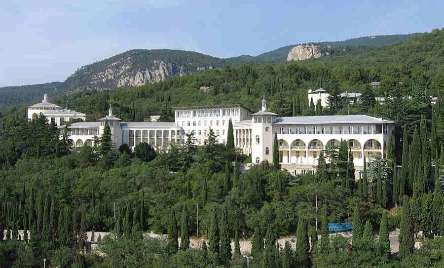 Санатории ЮБК Крыма: отдых и оздоровление