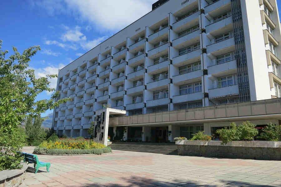 ФГБУ, база отдыха Севастополь Минобороны России: комфортный отдых на берегу моря
