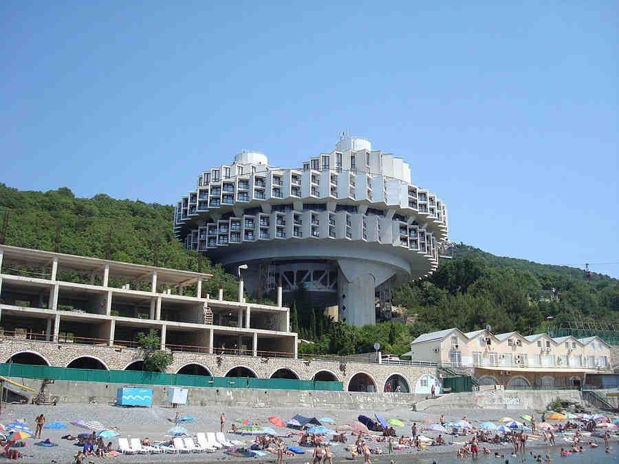Санатории большой Ялты, Крым: официальный сайт – палитра красок и лета