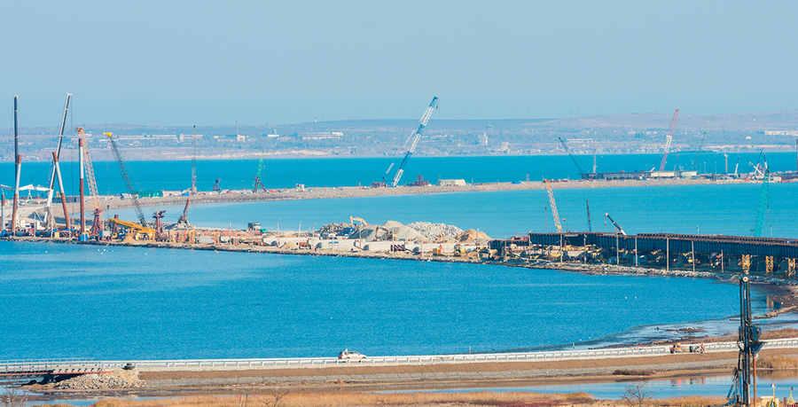Когда откроют мост в Крым для автомобилей?