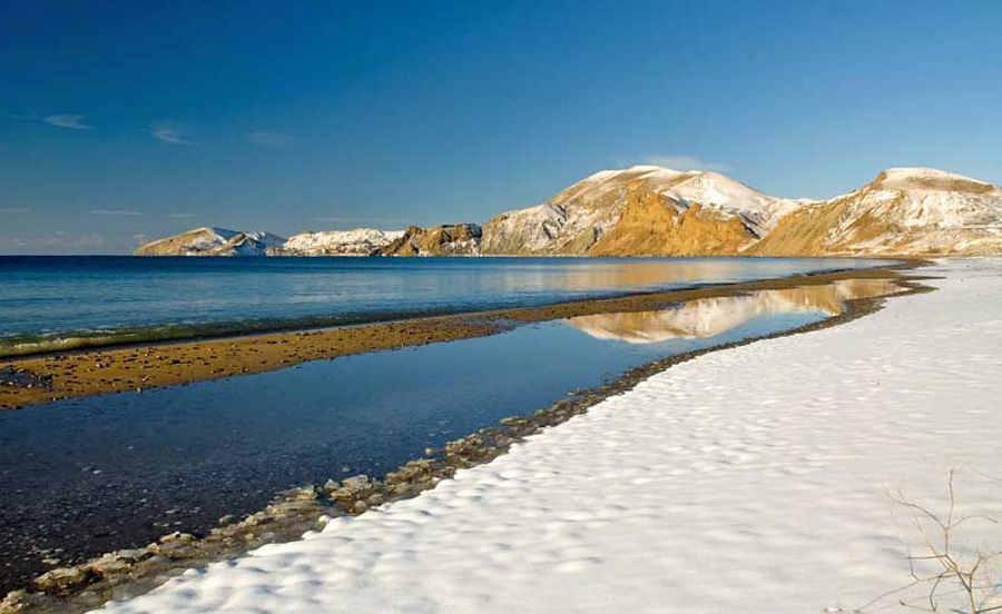 Отдых в Крыму в декабре— спасательный круг для тех, кто не любит жару и холод