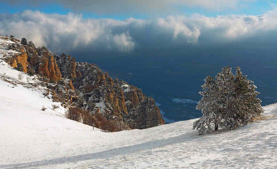 Отдых в Крыму зимой: бред сумасшедшего или отличная перспектива?