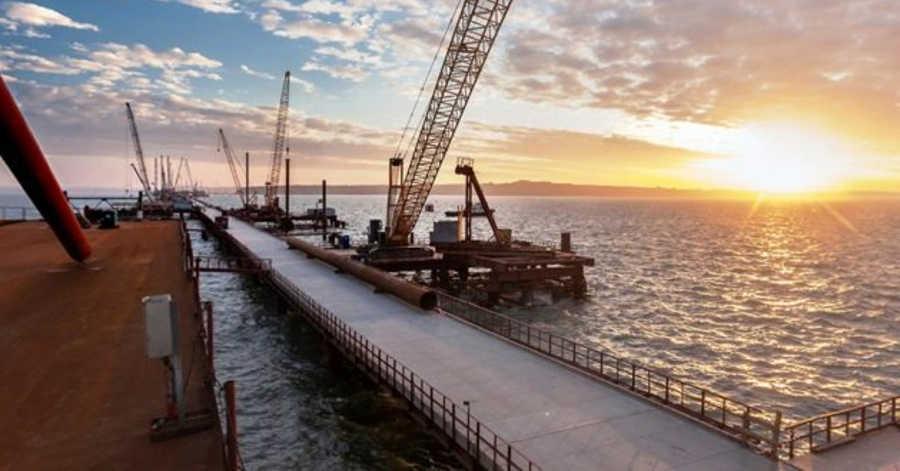 Керченский мост: последние новости, видео ноябрь 2017