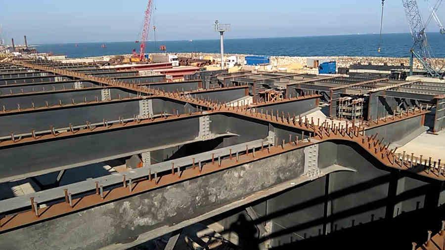 Крымский мост: последние новости