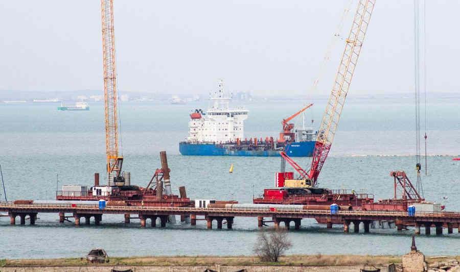 Сколько будет стоить проезд по Крымскому мосту?