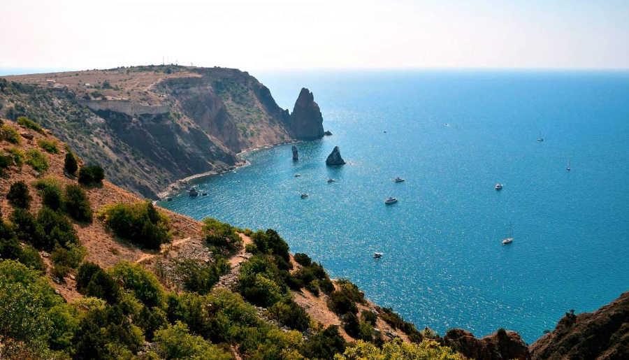 Города Крыма для отдыха