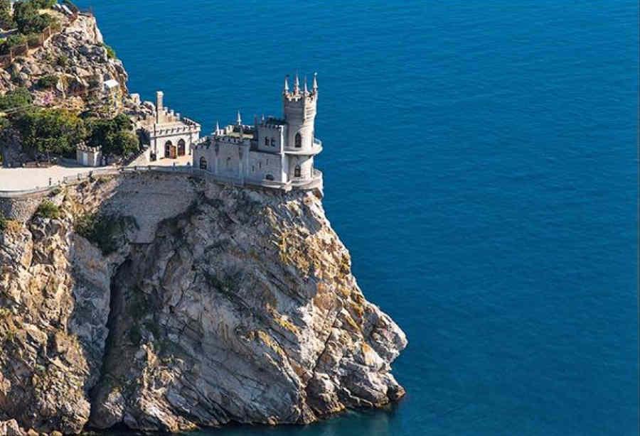 Карта отдыха в Крыму – помощник путешественника