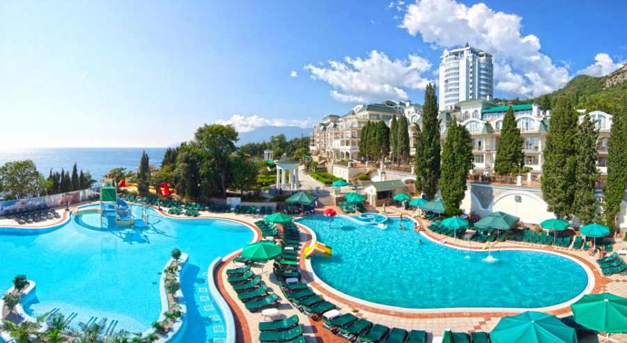Особенности отдыха в Крыму в гостиницах 2018