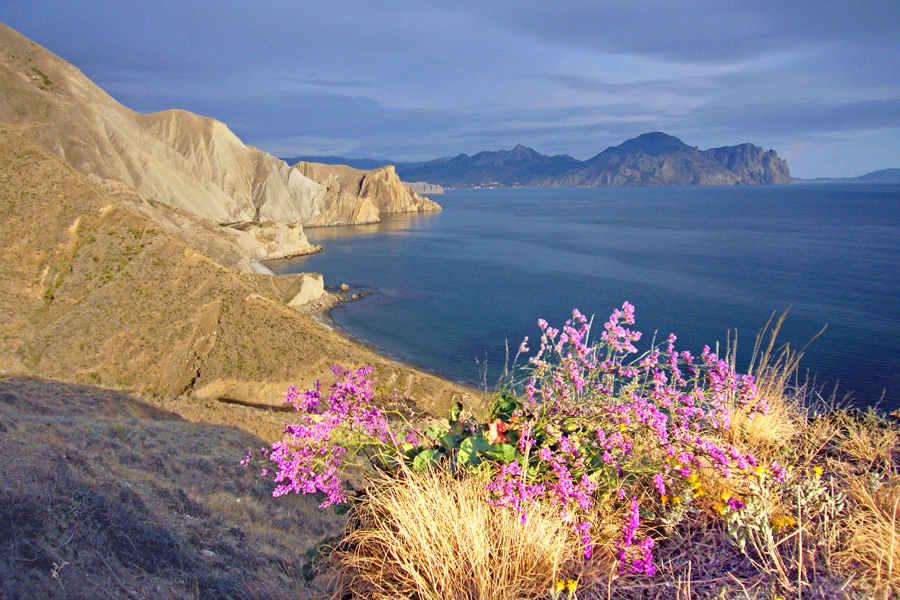 Отдых в Крыму в марте 2019: горы, чистый воздух и первый загар!