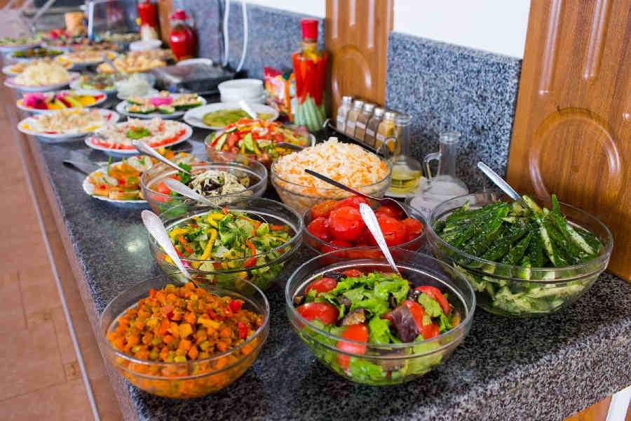 Отдых в Крыму с питанием