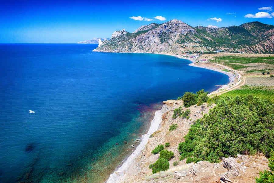 Семейный отдых в Восточном Крыму: города, цены, развлечения