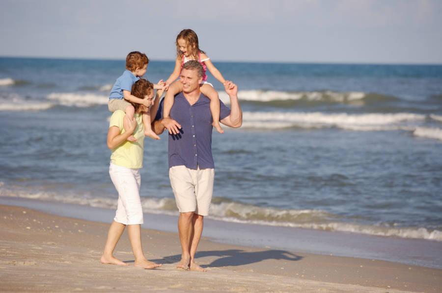 Семейный отдых в Крыму: куда поехать, цены, варианты жилья