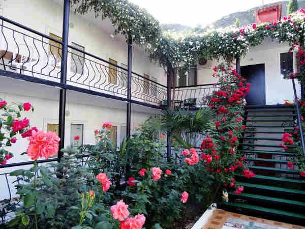 Гостиница Натали возле Алушты 2