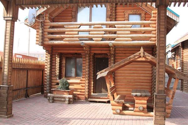 Дом Прибрежное Саки 1