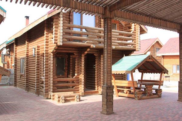 Дом Прибрежное Саки 2
