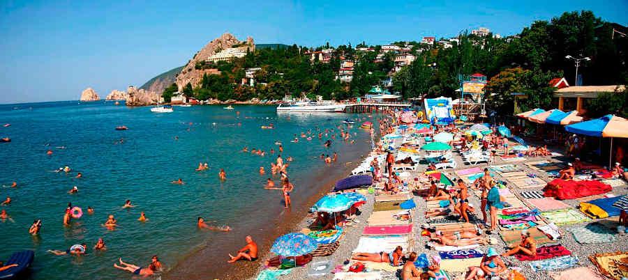 Как и где забронировать отдых в Крыму на 2018 год?