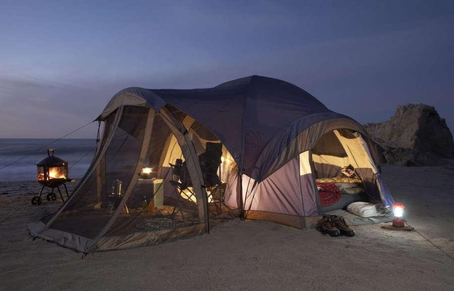 На своем авто в Крым: кемпинги на берегу моря для отдыха
