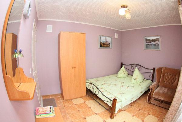 Гостевой дом Цветочный в Севастополе 11