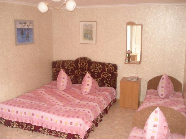 Гостевой дом Цветочный в Севастополе 14