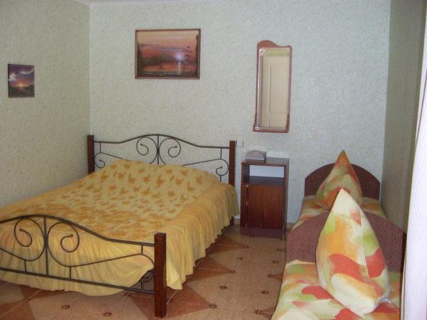 Гостевой дом Цветочный в Севастополе 8