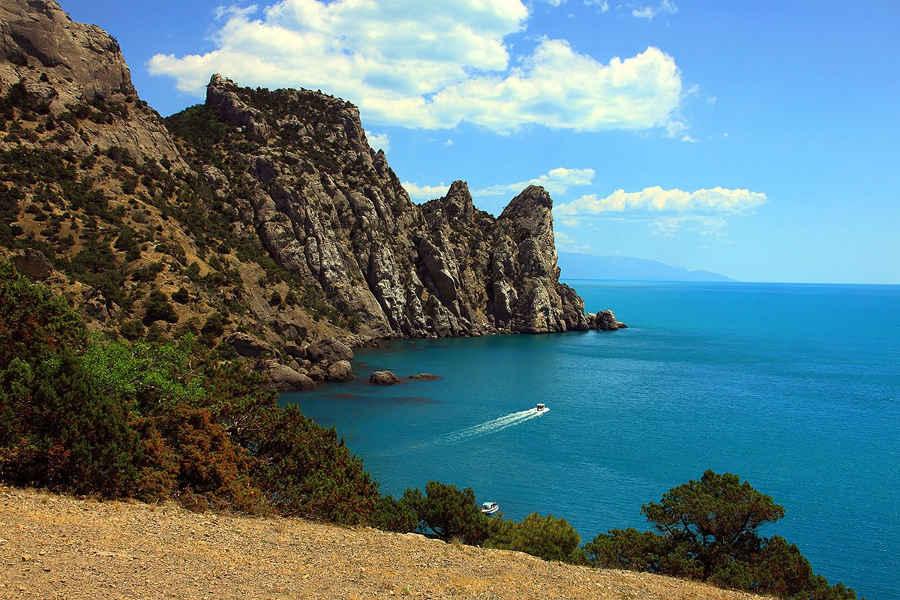 Бухты Крыма: отдых на морском побережье