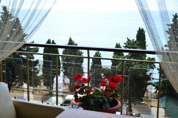Отель Куру Озен в Алуште 3