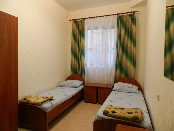 Отель Чайка Прибой 17