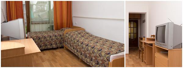 Гостевой дом Зины Жарковой в Севастополе 12