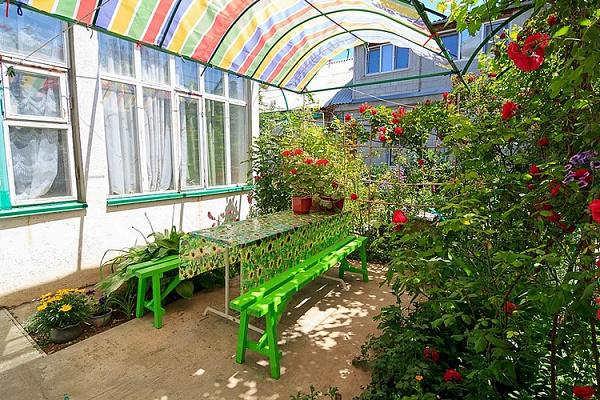 Гостевой дом Зины Жарковой в Севастополе 2