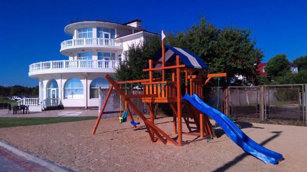 Гостиница Уютный дворик в Песчаном 14