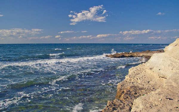 Лазурный берег в Межводном 16