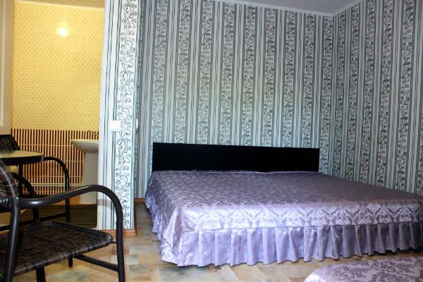 Отель Аврора в Штормовом 3