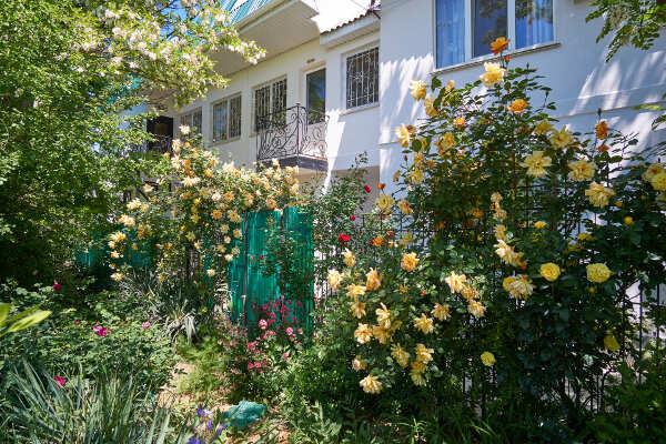 Гостевой дом Вишневая 2 в Учкуевке 1