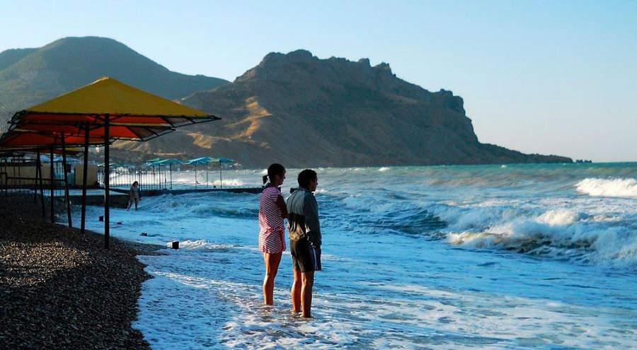 Какой бывает реклама отдыха в Крыму?