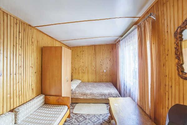 Дом, коттедж, комнаты, апартаменты в Алупке 10