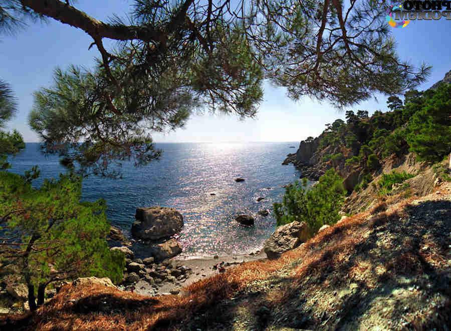 Мыс Айя в Крыму: отдых, пляжи, жилье