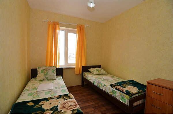 Николас гостевой дом в Николаевке 14