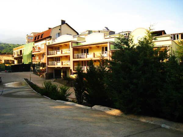 Отель «Радуга» в Партените