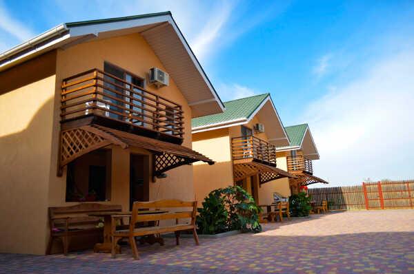 База отдыха «Семейный дворик» в Прибрежном
